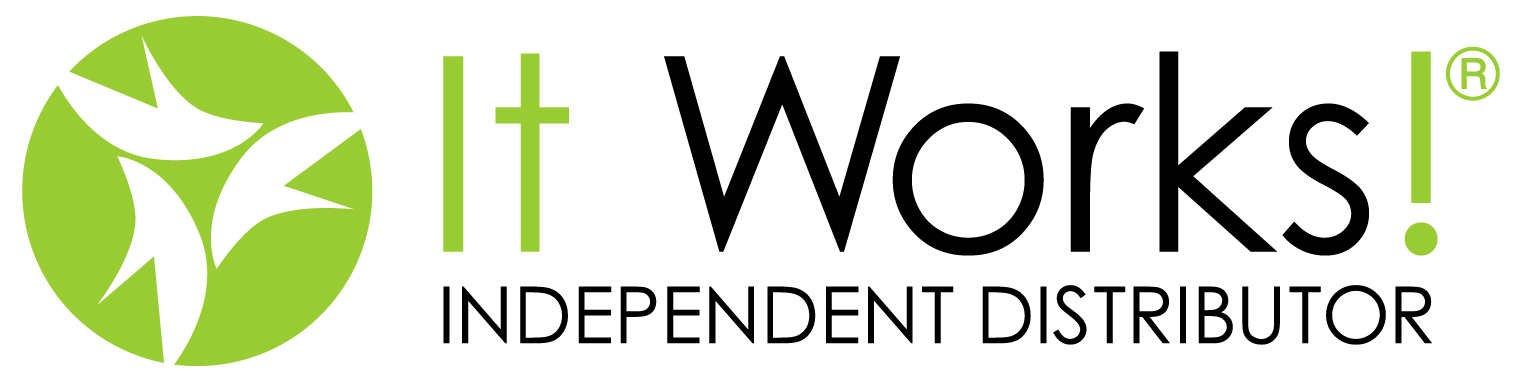 It Works Independent Distributor Logo Png (+).