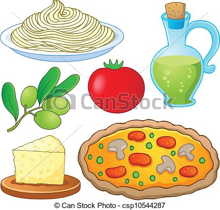 Italian Food Clipart, Italian Food Free Clipart.