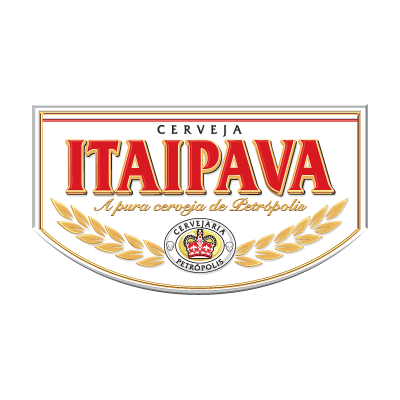 Itaipava logo vector in .eps and .png format.