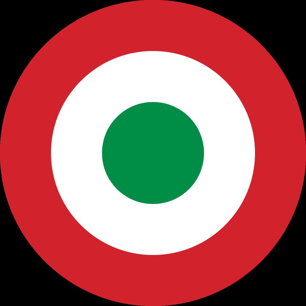 Corpo Aeronautico Militare.
