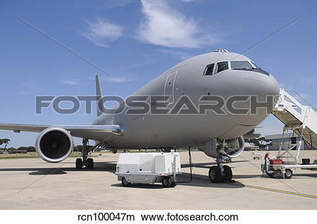Stock Photo of An Italian Air Force KC.
