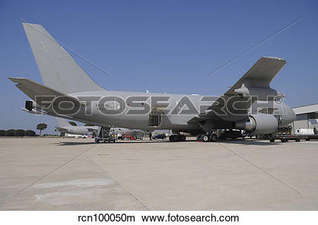 Stock Photo of Italian Air Force KC.