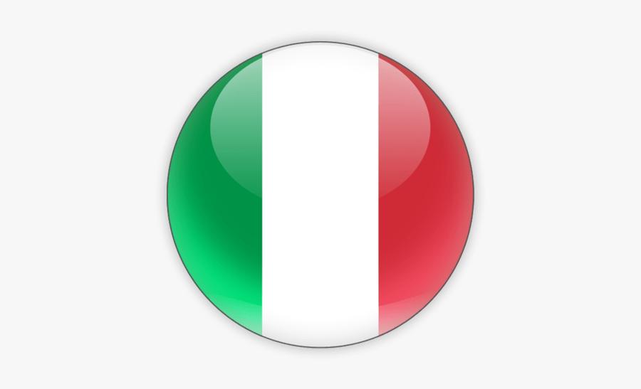 Italian Flag Icon.