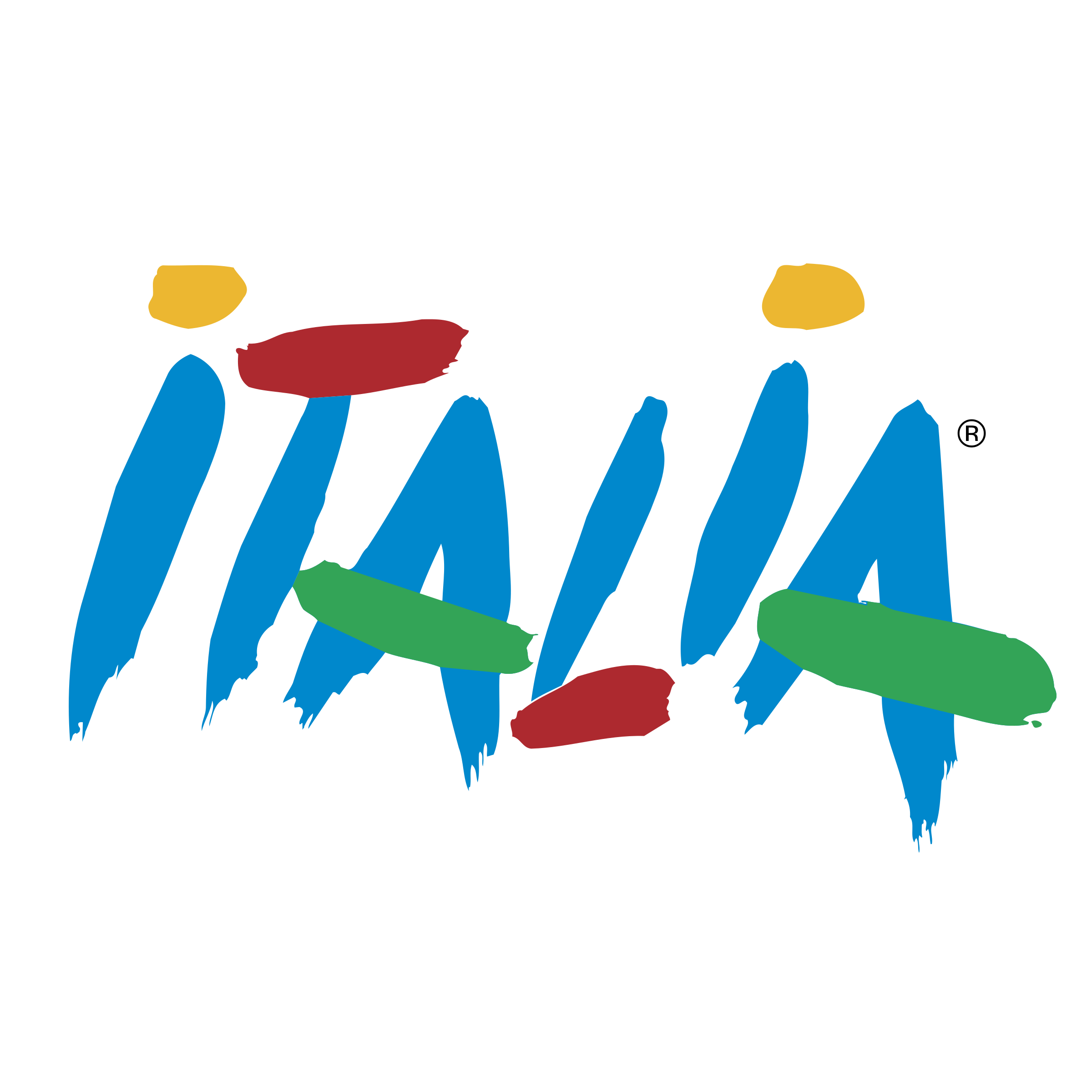 Italia Logo PNG Transparent & SVG Vector.