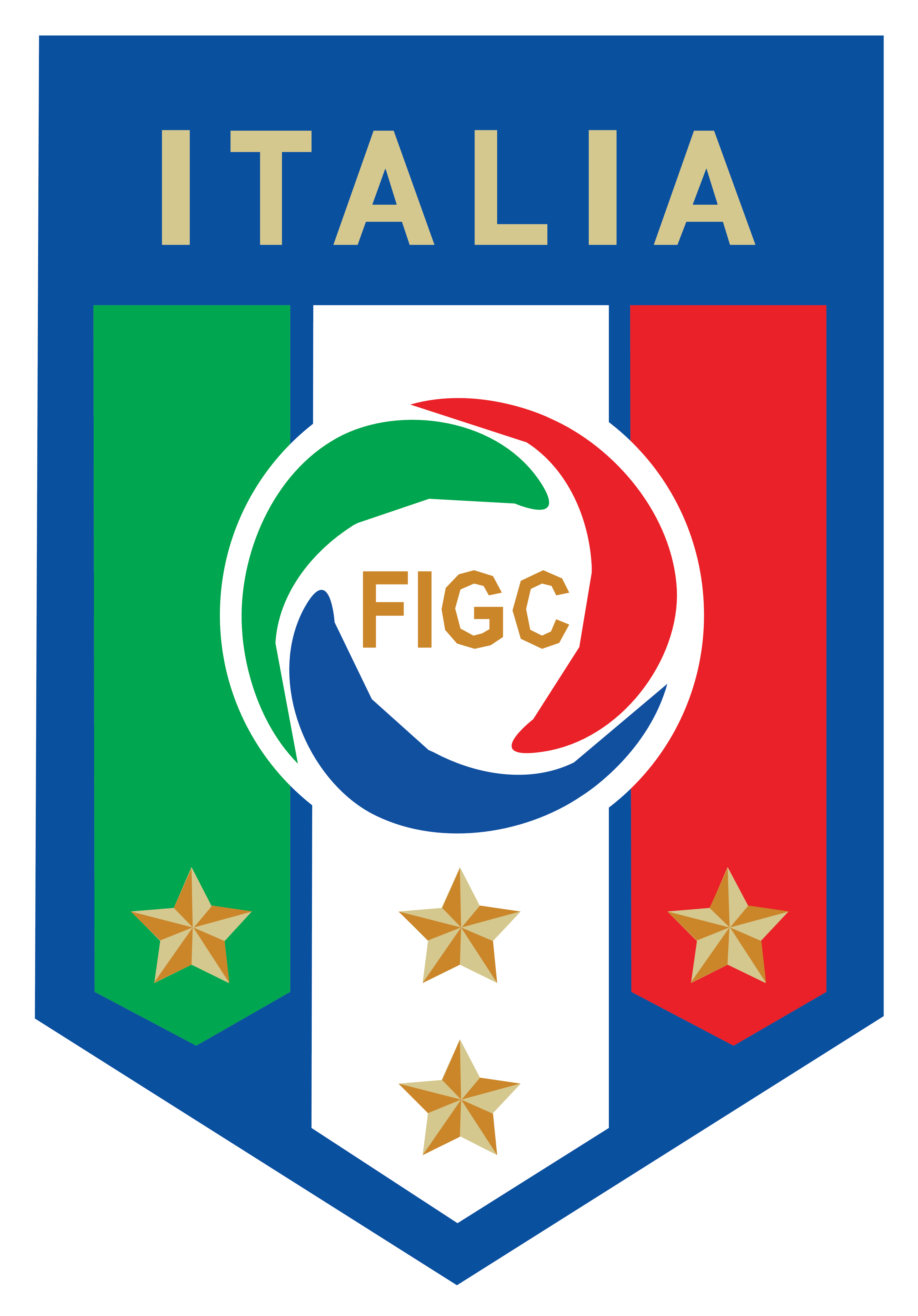 Italy national football team.