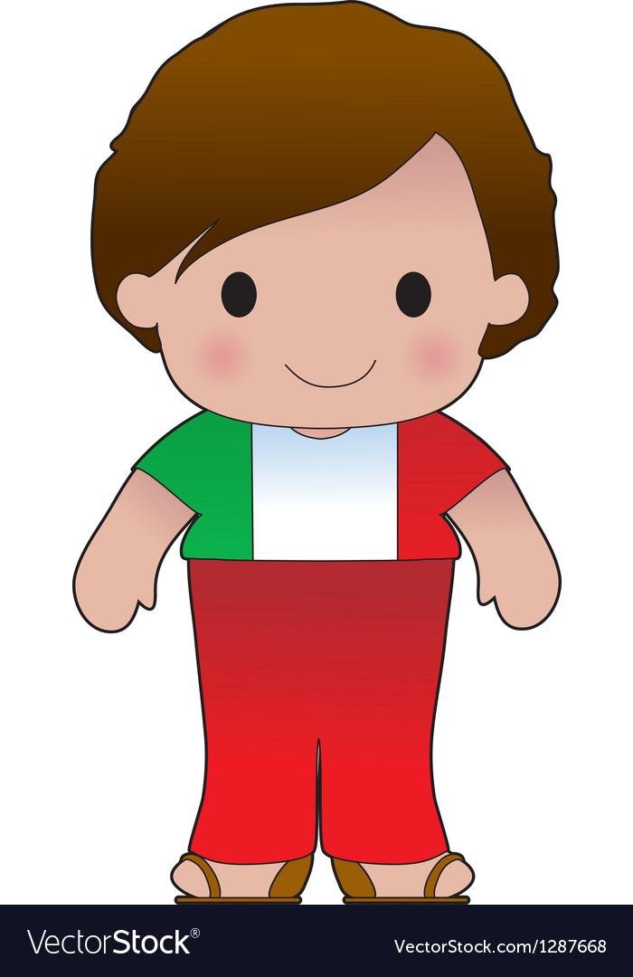 Poppy Italian Boy.