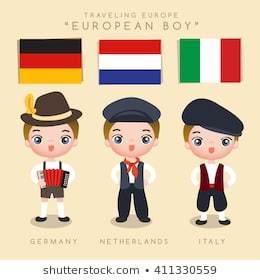 Italian boy clipart 1 » Clipart Portal.