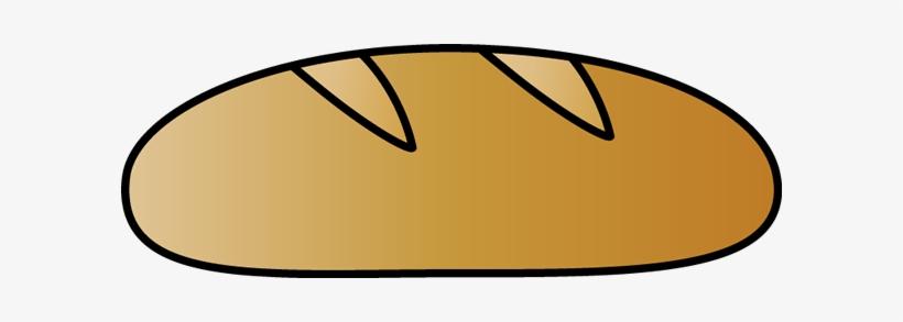 Italian Bread Clip Art Image.