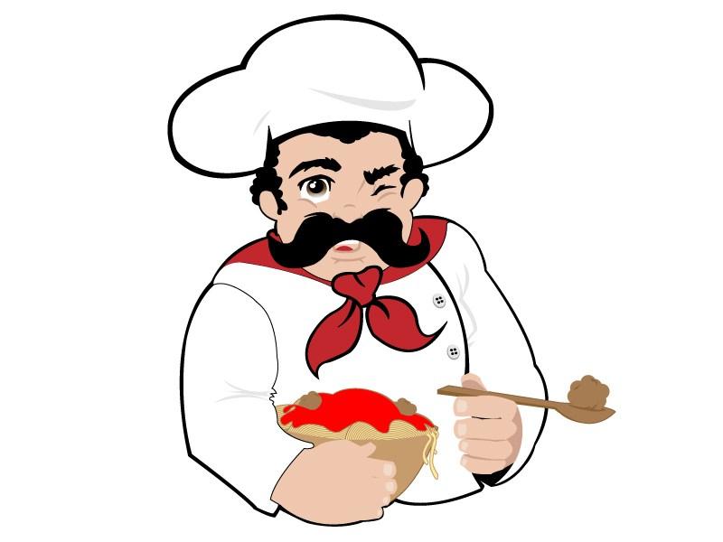 Italian chef clipart 5 » Clipart Portal.