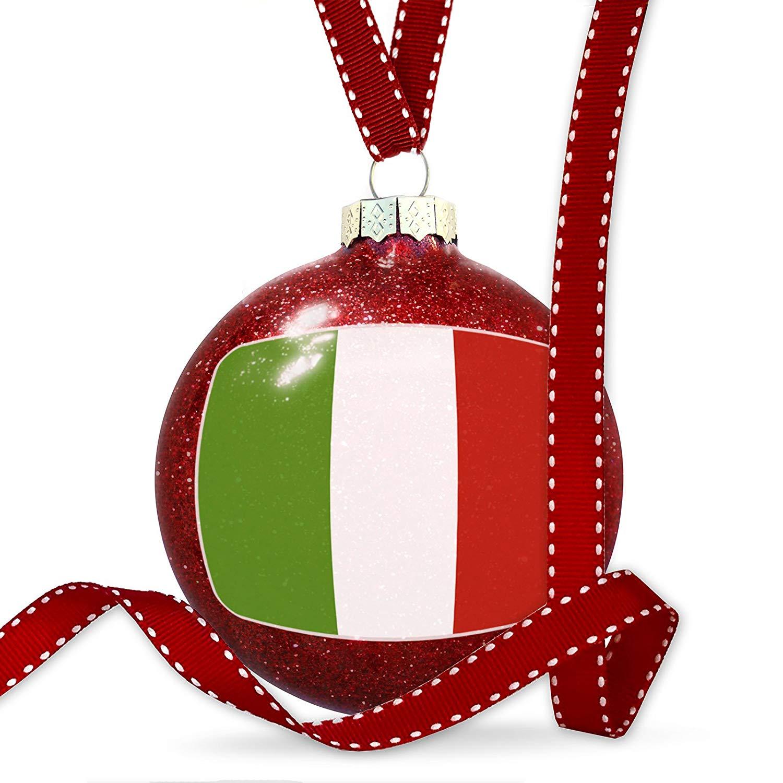 Amazon.com: NEONBLOND Christmas Decoration Italian Flag.