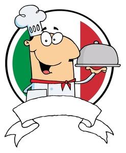 Italian Theme Clipart.
