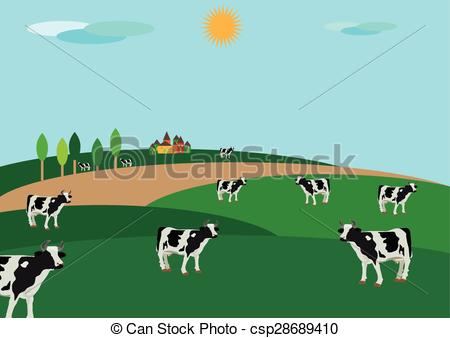Italian countryside Vector Clipart Royalty Free. 34 Italian.