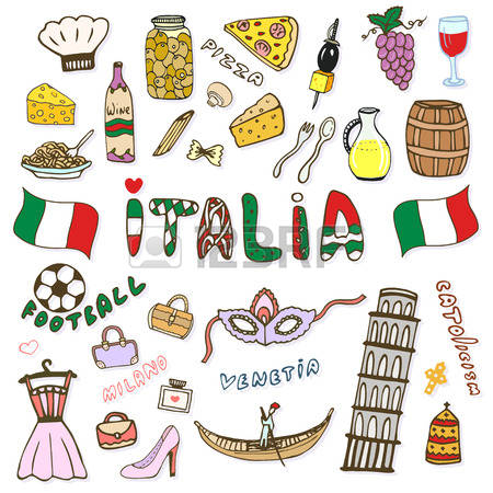 6,960 Italy Culture Stock Vector Illustration And Royalty Free.