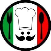 Funny Italian Dinner Clip Art.