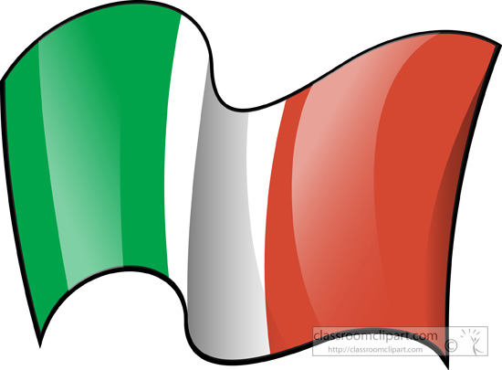 103+ Italian Flag Clipart.
