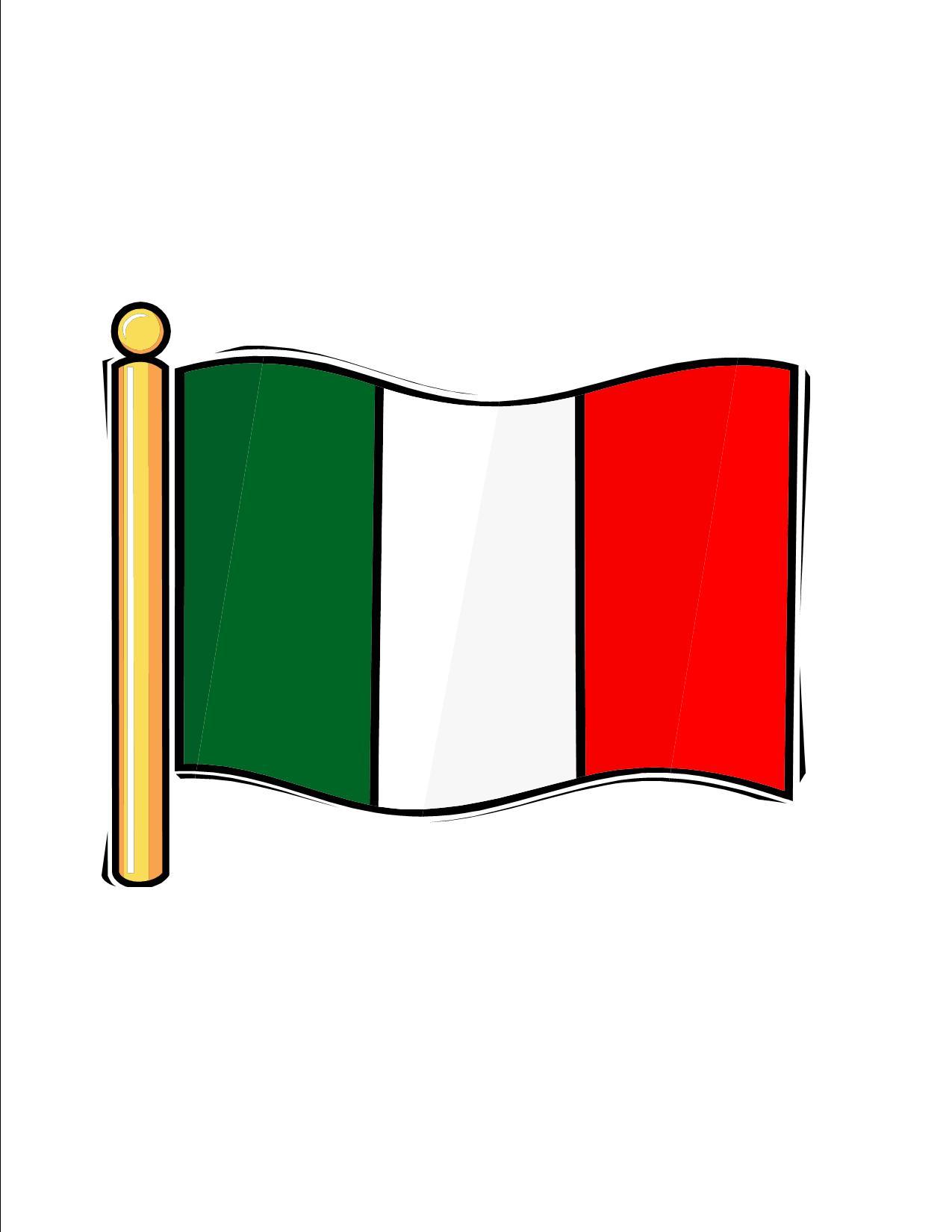 Free Italian Flag Image, Download Free Clip Art, Free Clip.