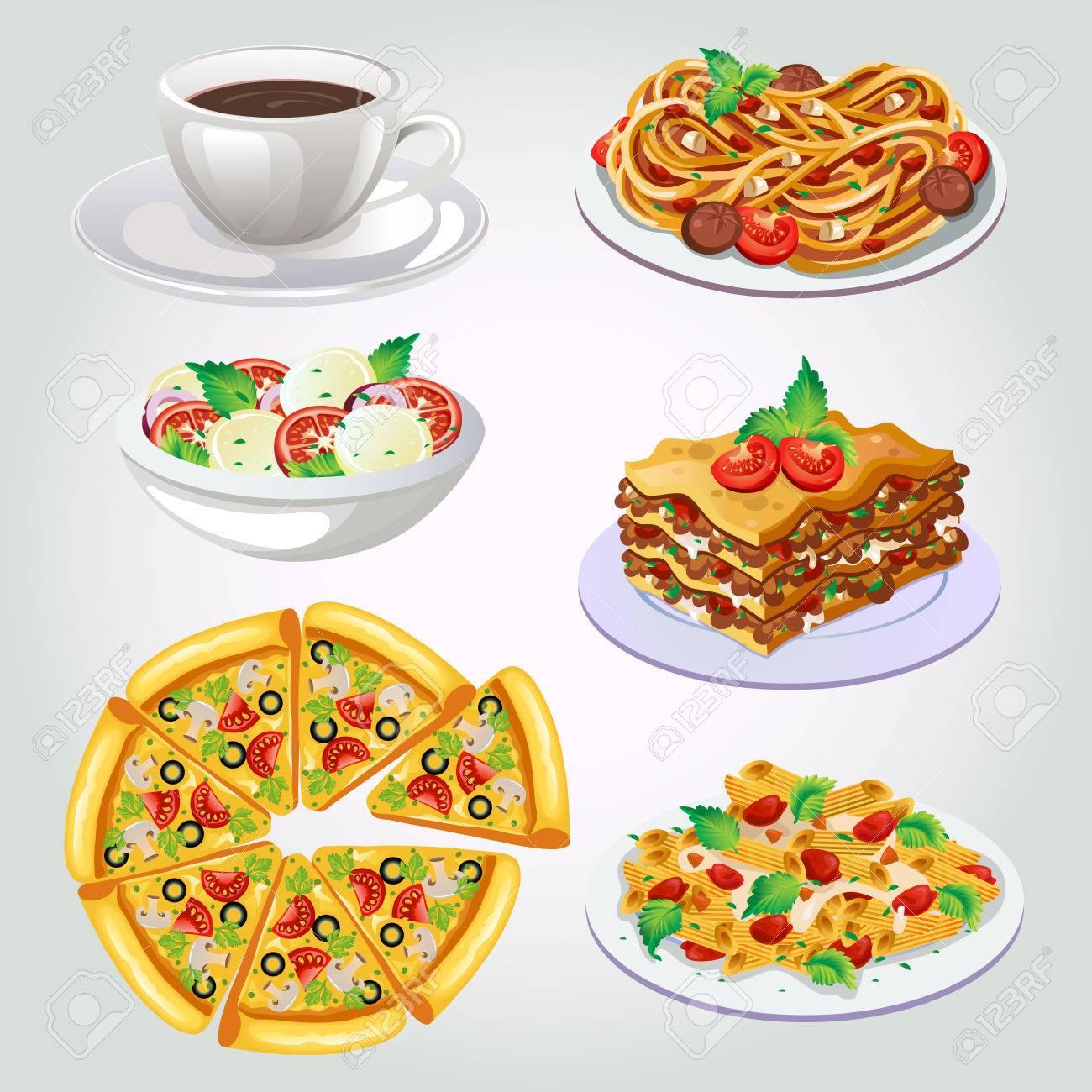 Italian Food Clipart Free Download Clip Art.