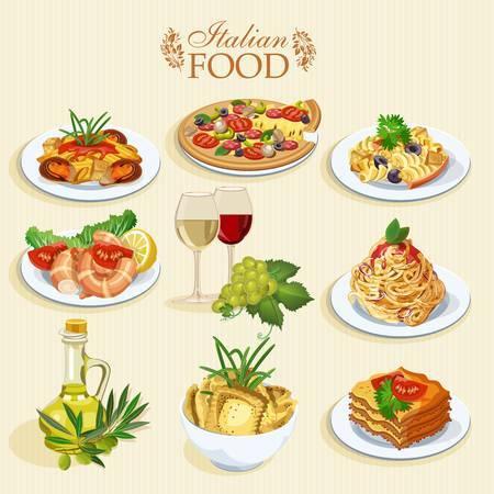 Italian cuisine clipart 4 » Clipart Portal.
