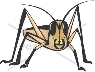 Serious Locust.