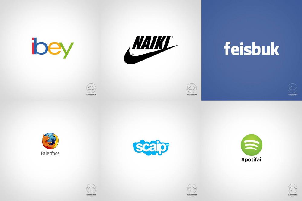 Brand New: Italian/Spanish Logos.