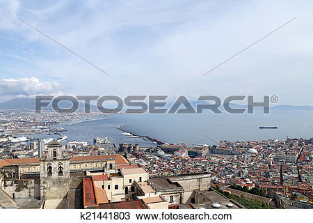 Stock Photo of NAPLES, ITALY.