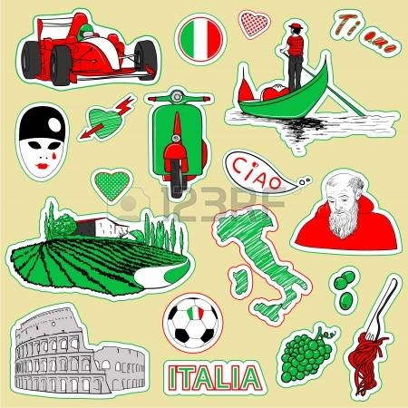 1,697 Capital Of Italy Stock Vector Illustration And Royalty Free.