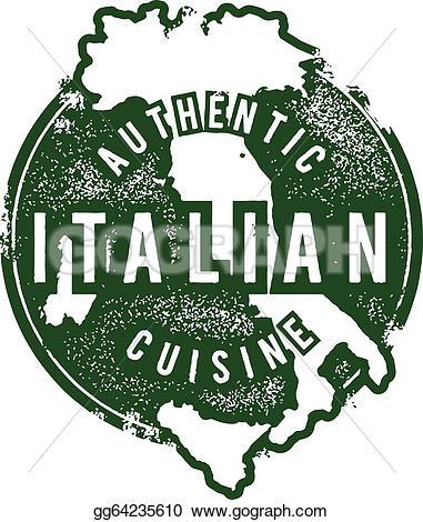 Italy Food Clip Art.