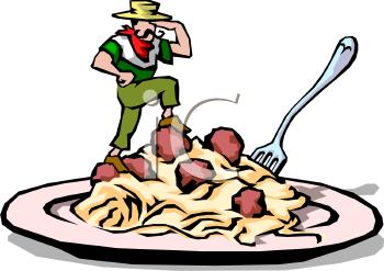 Italian Restaurant Clipart, Italian Food Free Clipart.