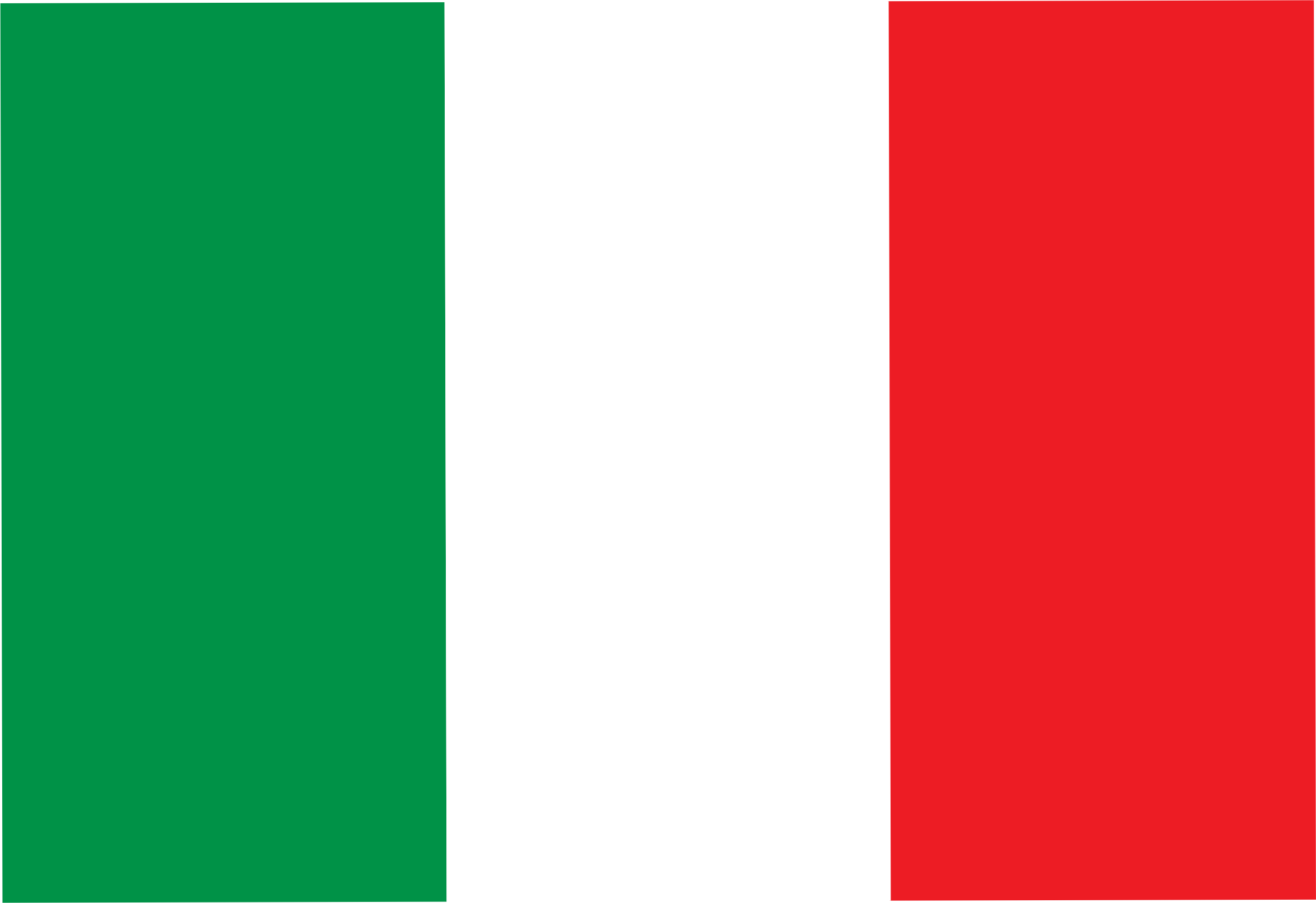 Italy Flag Free Clipart.