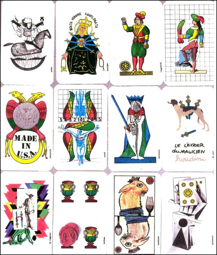 Clipart carte da gioco.