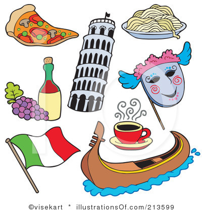Italian clip art free.