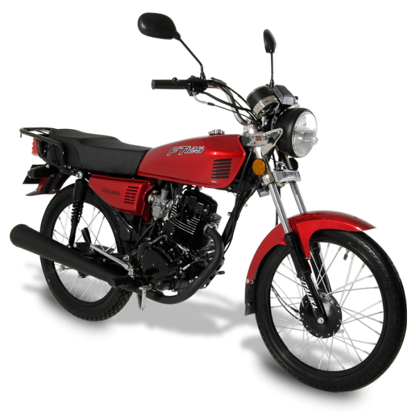 Moto italika png 1 » PNG Image.