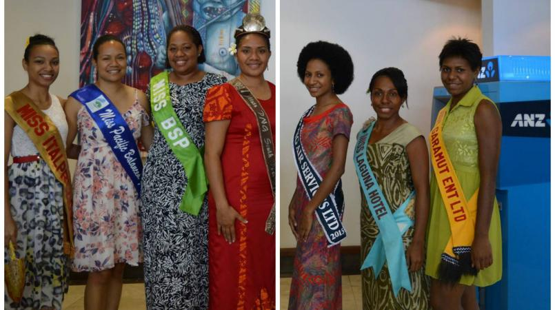 Pageant to crown Miss Pacific Islands PNG tonight.