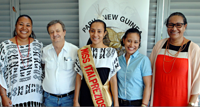 MPIP PNG announces third entrant.
