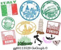Italy Clip Art.