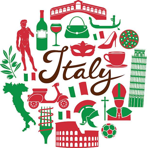 Italy clipart.