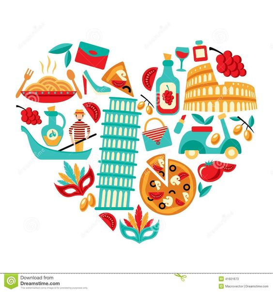 Italy Stock Illustrations, Vectors, & Clipart.
