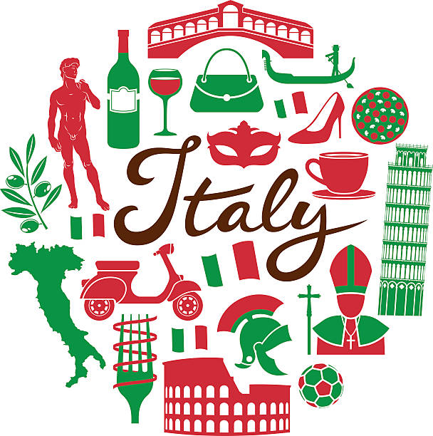 Italy Clipart Images.
