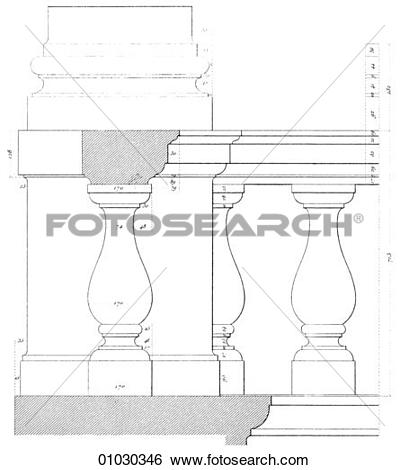 Stock Illustration of Architecture.