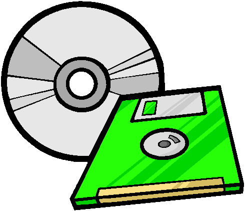 Computers Clip Art.