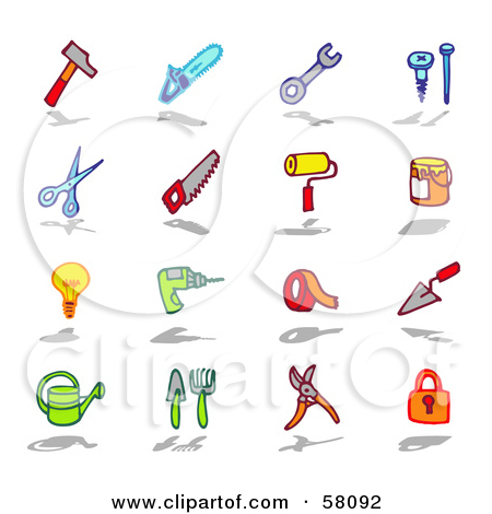 Items clipart.