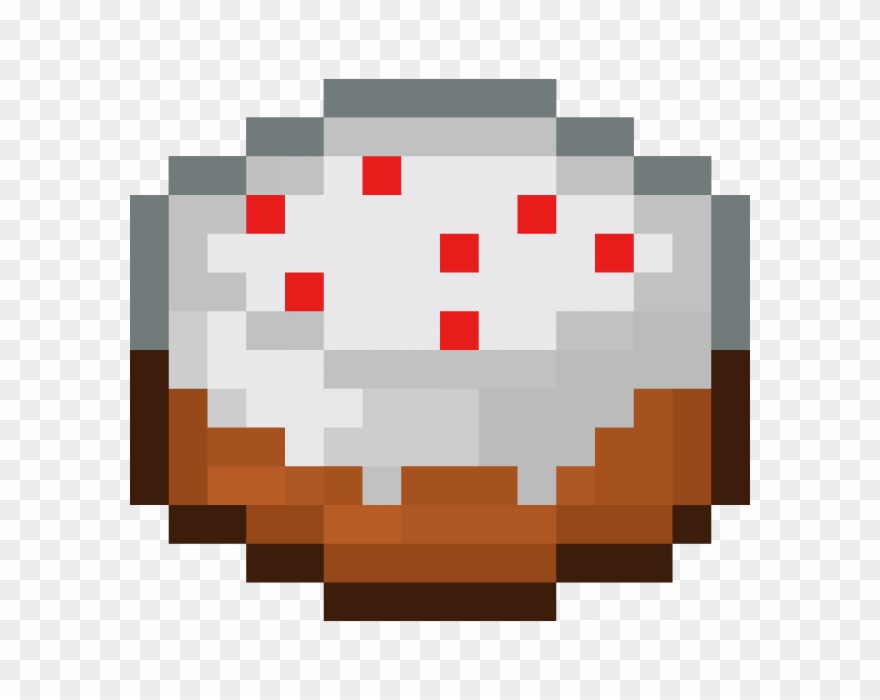 Minecraft Food Transparent Clipart (#352147).