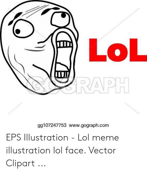 LOL ITI Gg107247753 Wwwgographcom EPS Illustration.