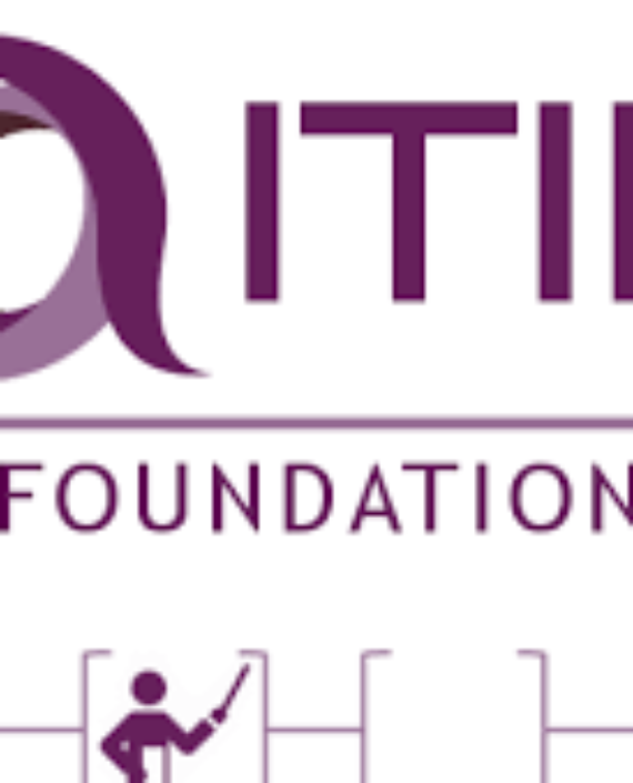 ITIL Foundation.