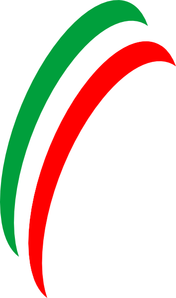 Italian Border Clipart.