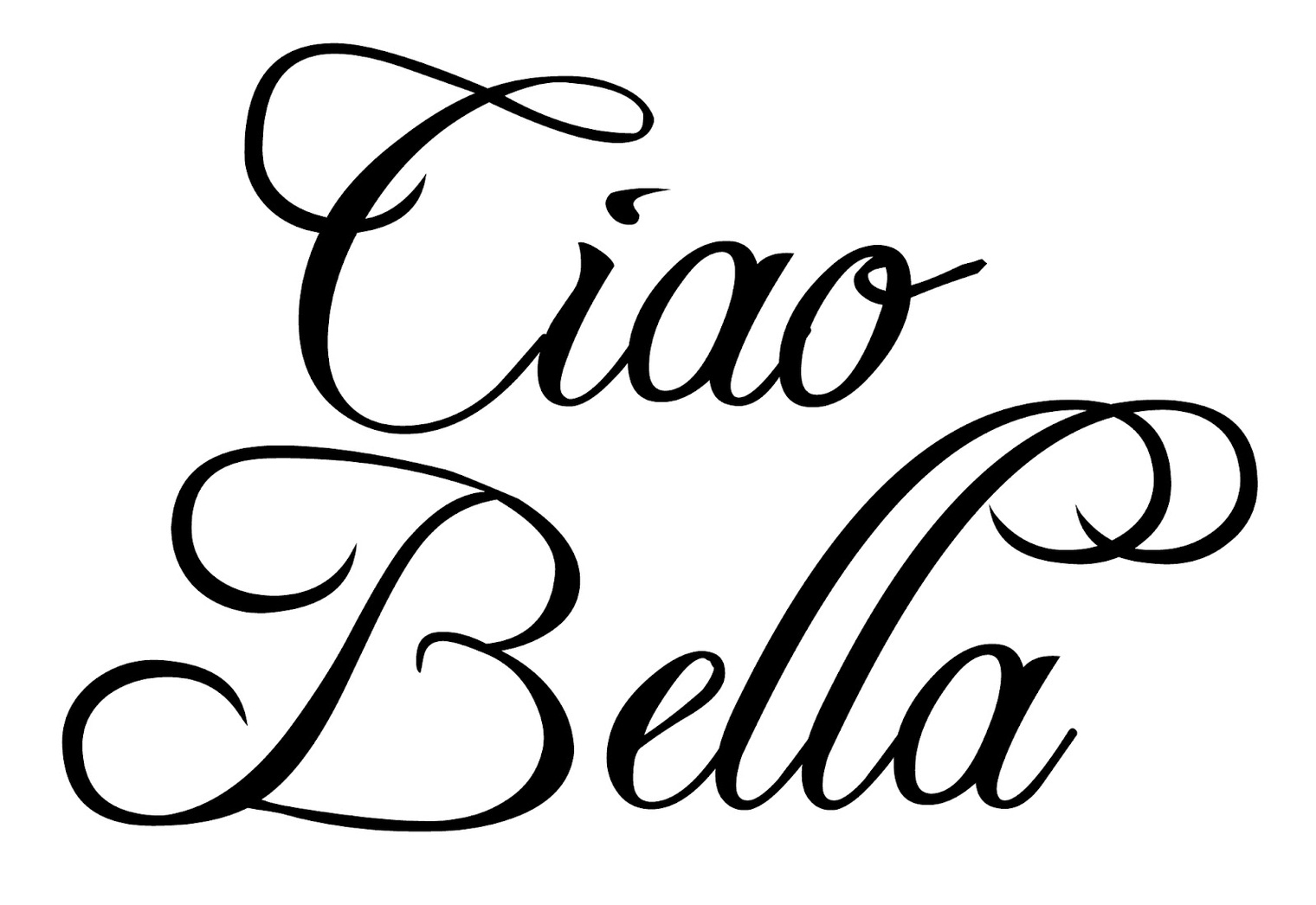 Italian Clip Art.