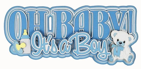 Oh Baby! It's a Boy!.
