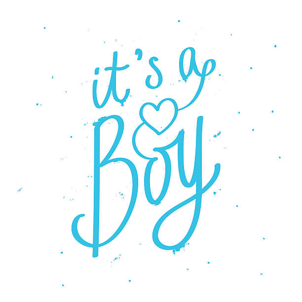 Best Its A Boy Illustrations, Royalty.