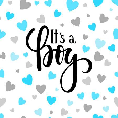 1,427 Its A Boy Stock Illustrations, Cliparts And Royalty Free Its A.