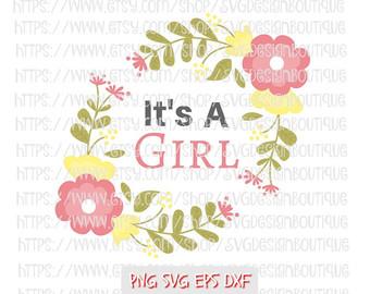 Its a girl clip art.